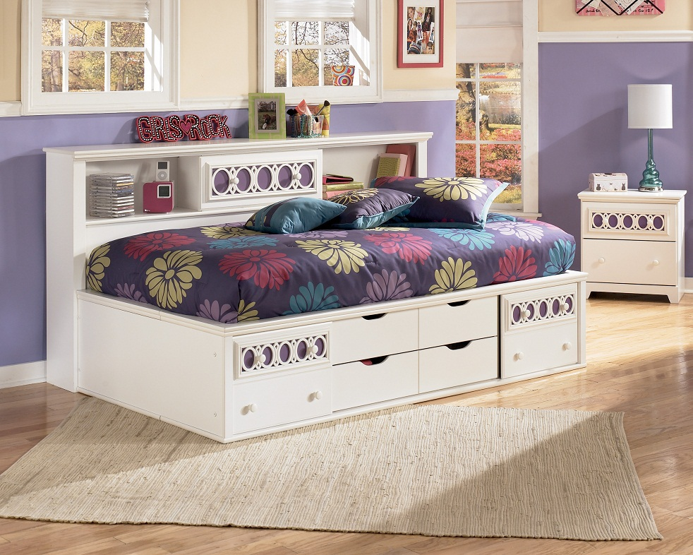 Zayley's Children's Bed