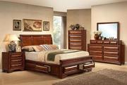 Woodbedset