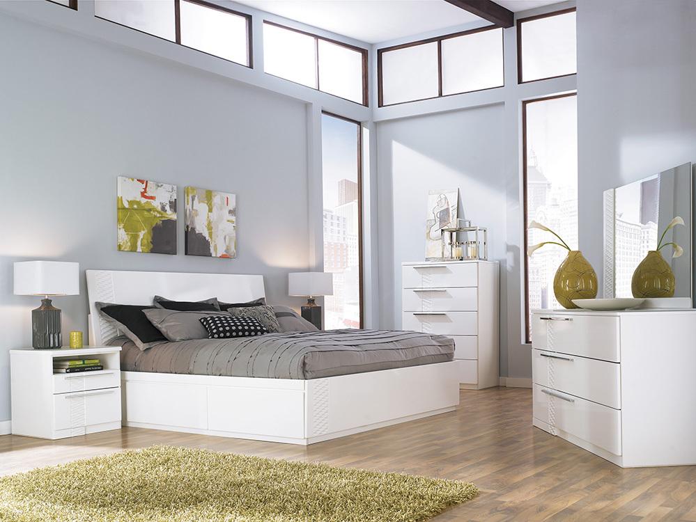 Jansey Bedroom Set