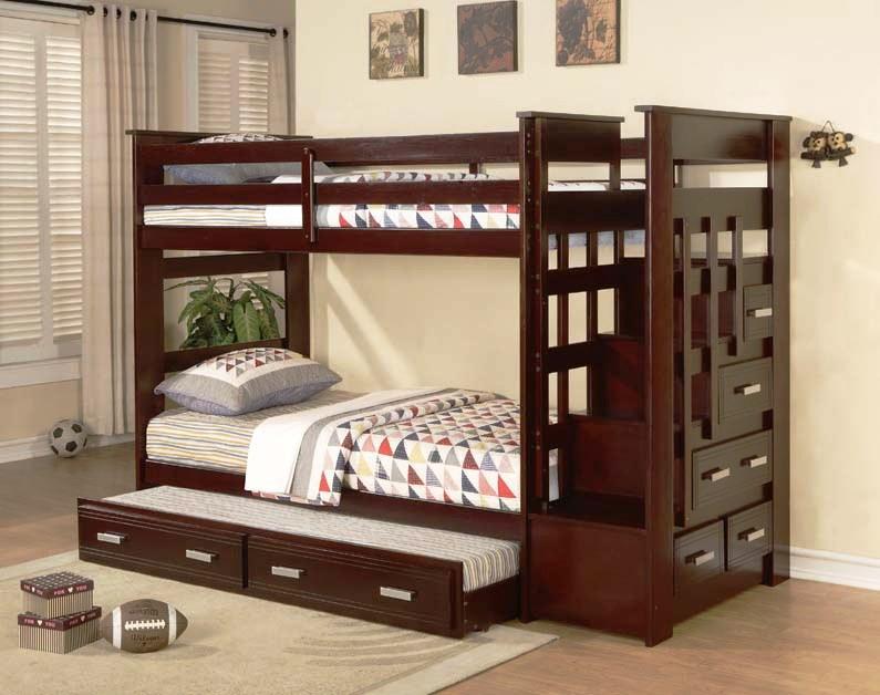 Step Loft Bed