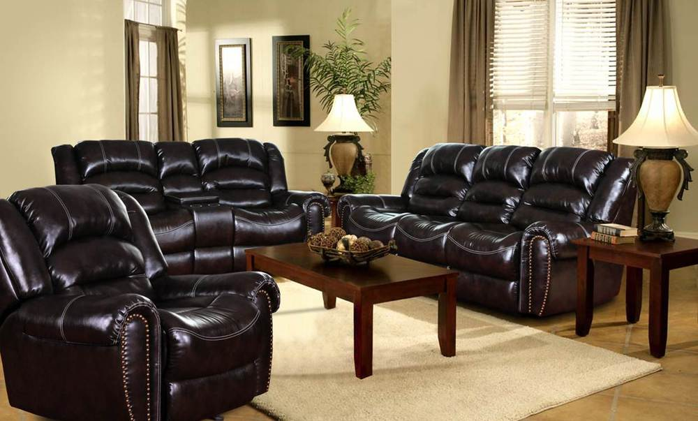 Motion Reclining Living Room Set