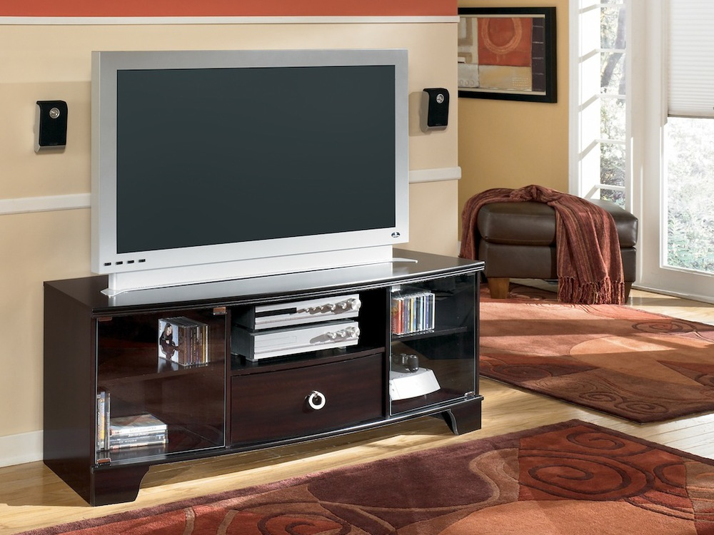 Pinella Entertainment Center Individual TV Stand